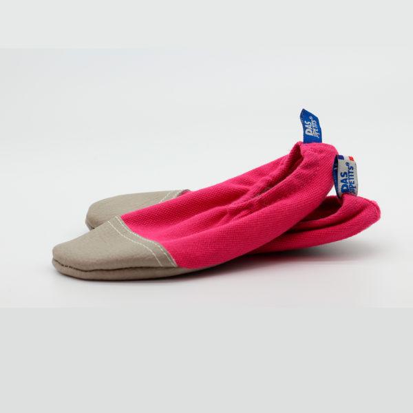 chaussons souples interieurs