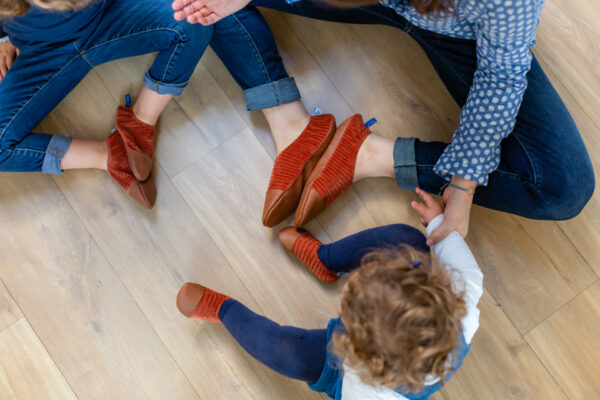 chaussons enfants