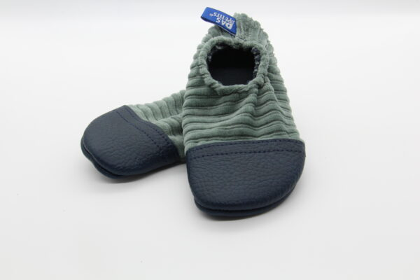 chaussons velours souples