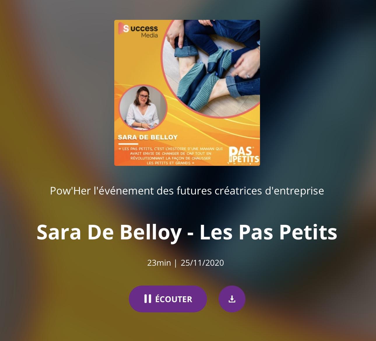 Podcast Les Pas Petits
