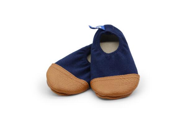 chaussons souples intérieur